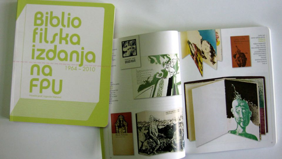 Bibliophile Editions Of The Faculty Of Applied Art In Belgrade Subject Book Graphic Design 1964 2010 Muzeј Primeњene Umetnosti Beogradmuzeј Primeњene Umetnosti Beograd