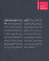 XIV међународна изложба архитектуре : La Biennale di Venezia : српски павиљон