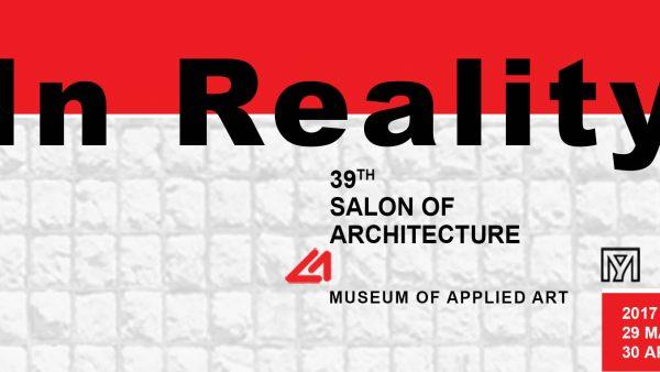 39th SALON OF ARCHITECTURE
