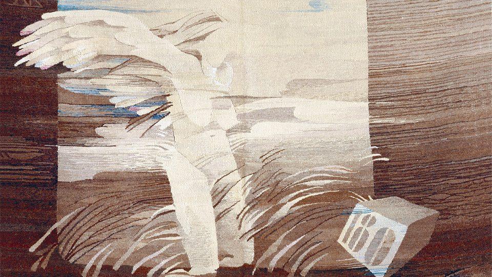 ТАПИСЕРИЈА У СРБИЈИ 1950 -2000 / Уметност структуриране нити
